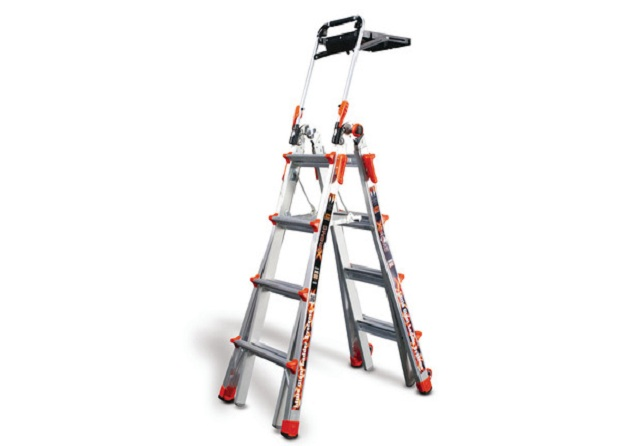 About Little Giant Xtreme Ladder. Have you seen an infomercial for the Little Giant Xtreme Ladder, which claims to combine 24 ladders into one, and to be the safest, strongest, and most versatile ladder system in the world?/5(13).